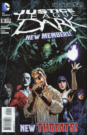 Justice League Dark 9-A by DC