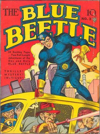 Blue Beetle (1939) 3-A by Fox