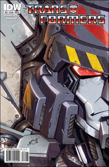 Transformers (2009) 22-B by IDW