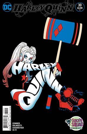 Harley Quinn (2014) 30-A