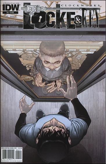 Locke & Key: Clockworks 4-A by IDW