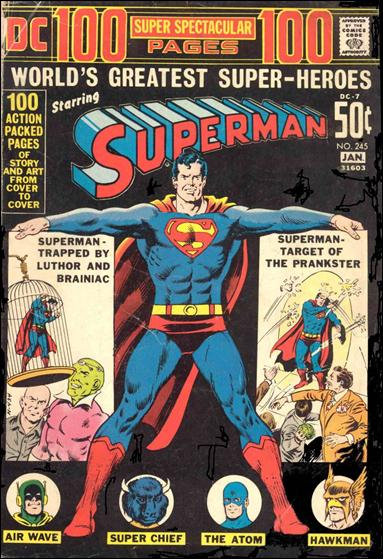 Superman (1939) 245-A by DC