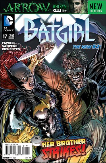 Batgirl (2011) 17-A by DC