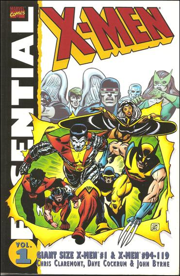 Essential X-Men 1-D by Marvel