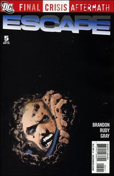 Final Crisis Aftermath: Escape 5-A by DC