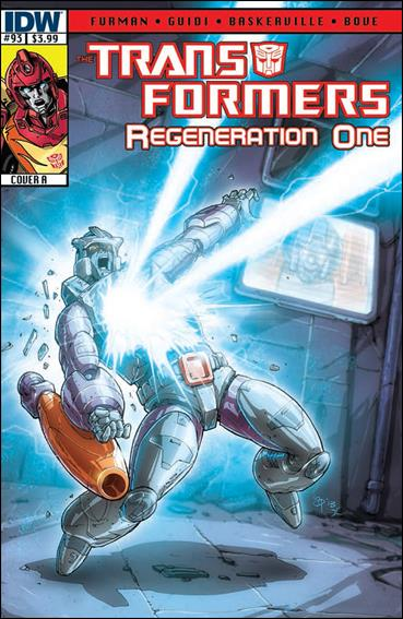 Transformers: Regeneration One 93-A by IDW