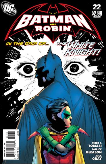 Batman and Robin (2009) 22-A by DC