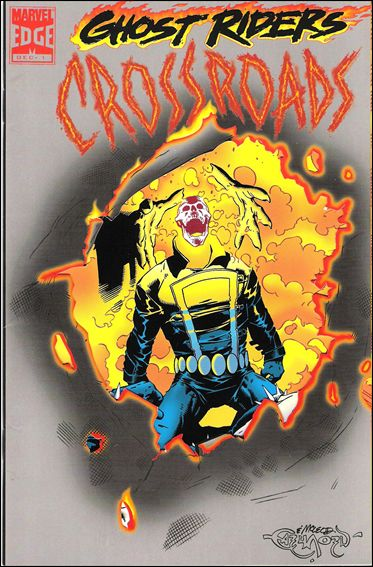 Ghost Rider: Crossroads 1-A by Marvel