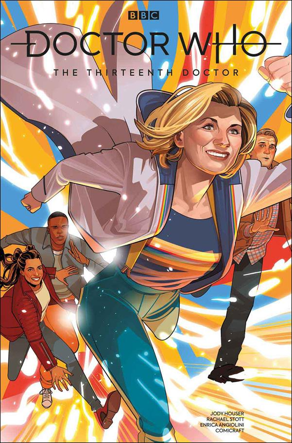 Doctor Who: The Thirteenth Doctor 2-C by Titan