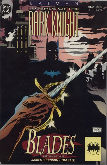 Batman: Legends of the Dark Knight 32-A by DC