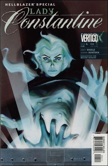 Hellblazer: Special: Lady Constantine 4-A by Vertigo