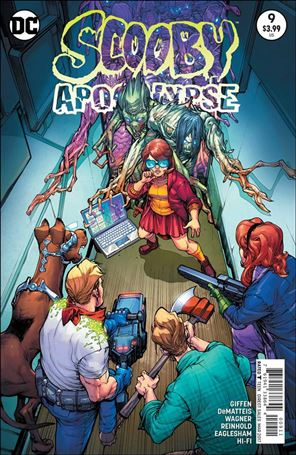 Scooby Apocalypse 9-A