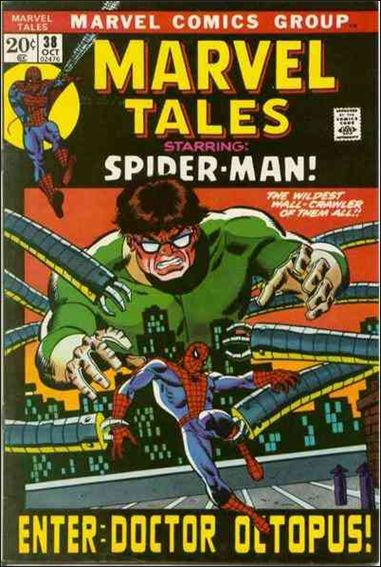 Marvel Tales (1966) 38-A by Marvel