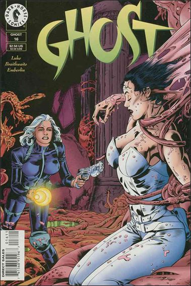 Ghost (1995) 16-A by Dark Horse