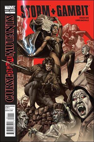 X-Men: Curse of the Mutants - Storm & Gambit 1-A