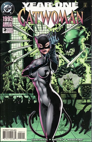 Catwoman Annual (1994) 2-A by DC