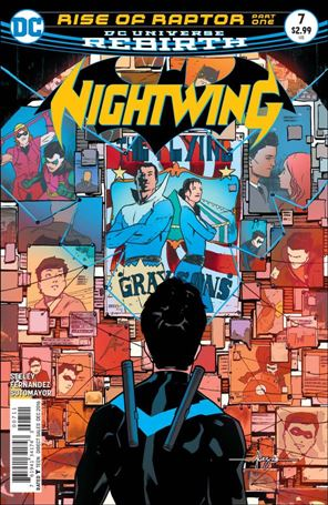 Nightwing (2016) 7-A