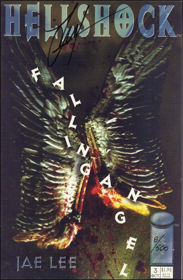 Hellshock (1994) 3-B by Image