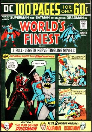 World's Finest Comics 223-A