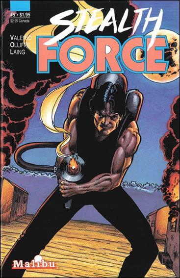 Stealth Force 5-A by Malibu