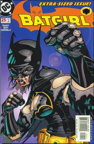 Batgirl (2000) 25-A by DC