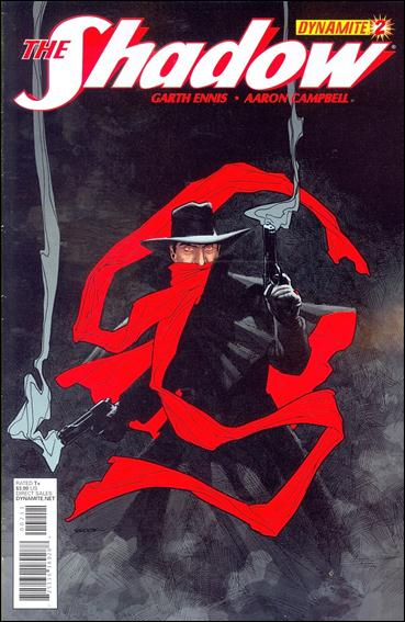 Shadow (2012) 2-E by Dynamite Entertainment