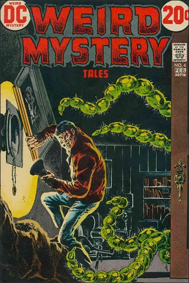 Weird Mystery Tales (1972) 4-A by DC