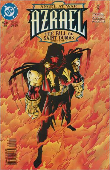 Azrael (1995) 24-A by DC