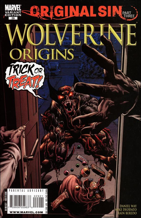 Wolverine: Origins 29-B by Marvel