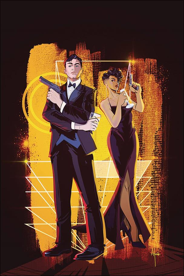 James Bond (2019) 4-G by Dynamite Entertainment