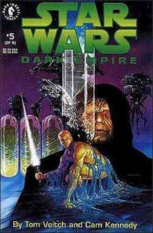 Star Wars: Dark Empire 5-A