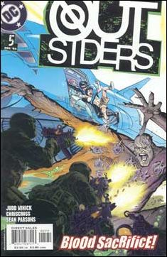 Outsiders (2003) 5-A by DC
