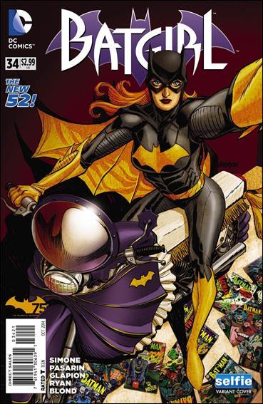 Batgirl (2011) 34-B by DC