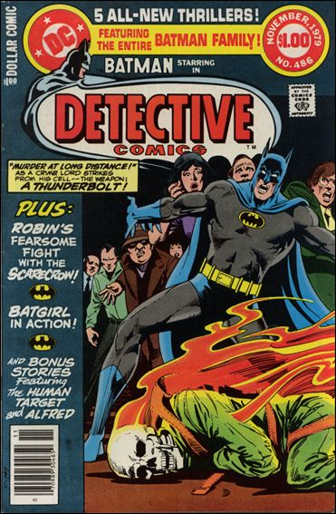 Detective Comics (1937) 486-A by DC