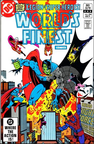 World's Finest Comics 284-A by DC