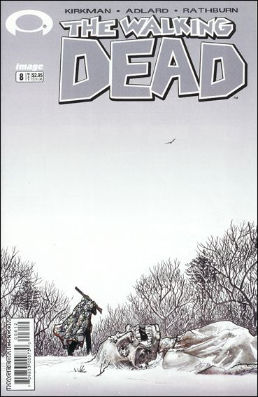 Walking Dead (2003) 8-B by Skybound Entertainment