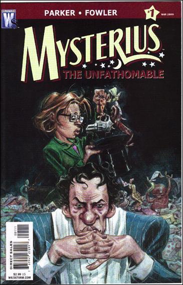 Mysterius: The Unfathomable 1-A by WildStorm