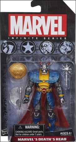 Marvel Infinite Series Marvel's Death's Head