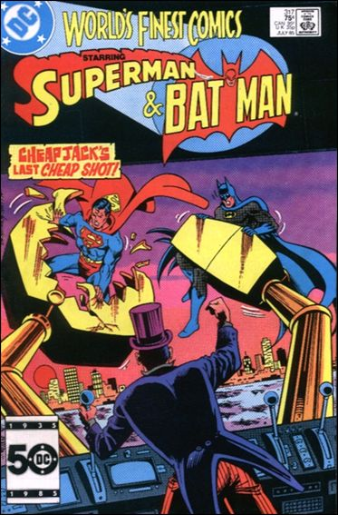 World's Finest Comics 317-A by DC