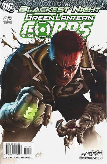 Green Lantern Corps (2006) 42-B by DC