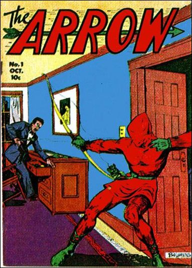 Arrow (1940) 1-A by Centaur Publications Inc.