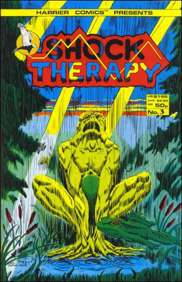 Shock Therapy (UK) 3-A by Harrier Comics