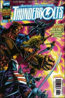 Thunderbolts (1997) 1-B by Marvel