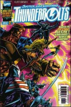 Thunderbolts (1997) 1-B