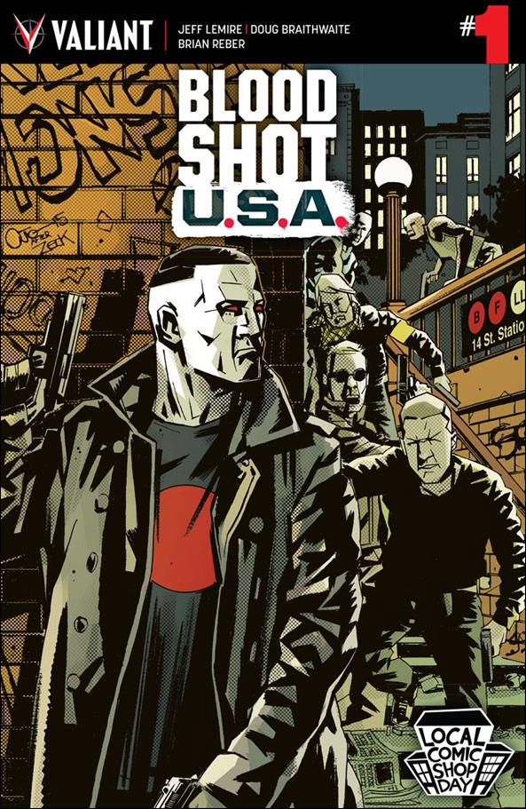 Bloodshot U.S.A. 1-I by Valiant Entertainment