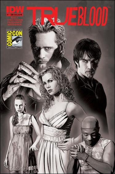 True Blood (2010) 1-G by IDW