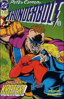 Peter Cannon-Thunderbolt 5-A by DC
