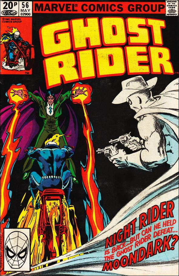 Ghost Rider (1973) 56-B by Marvel