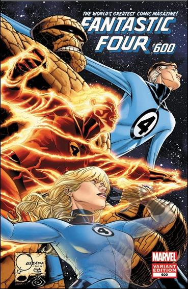 Fantastic Four (1961) 600-D by Marvel