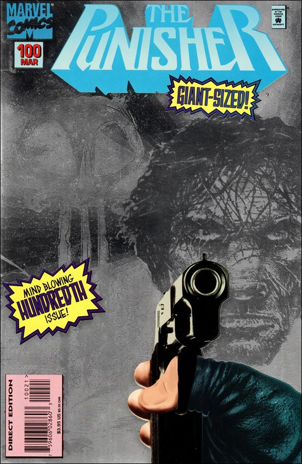 Punisher (1987) 100-A by Marvel
